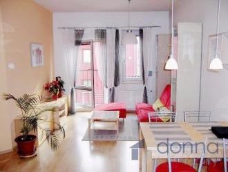 Pronájem krásného, zařízeného bytu 2+kk, 42 m², Praha západ - Hostivice